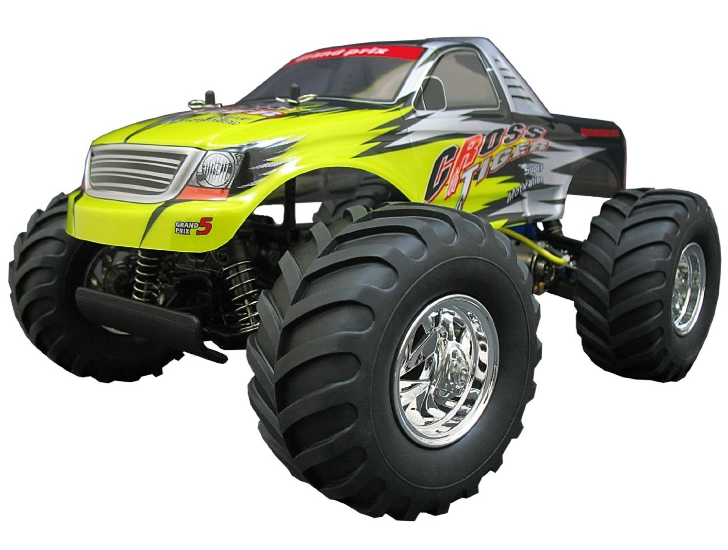 seben rc 1 10 monster truck me2 mk21 560 motor rtr. Black Bedroom Furniture Sets. Home Design Ideas